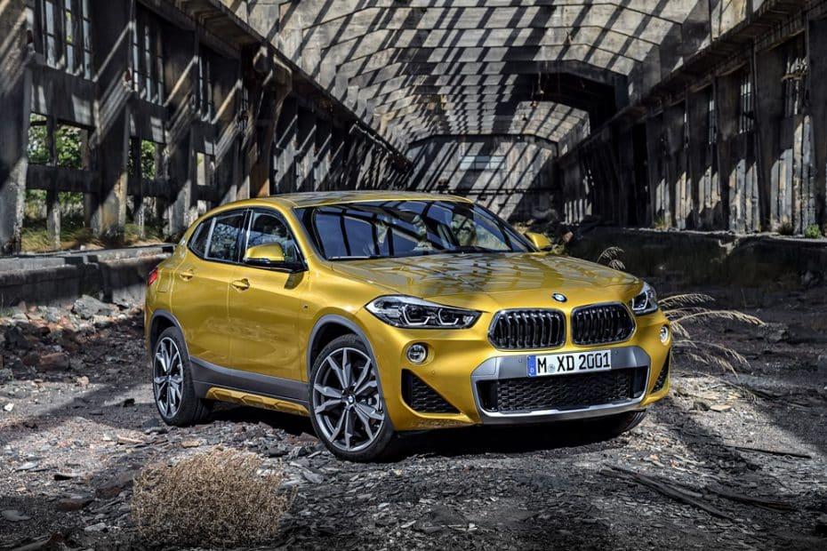 Hemos conocido el BMW X2 en persona y aquí tienes cuatro razones por las que debe llegar al mercado