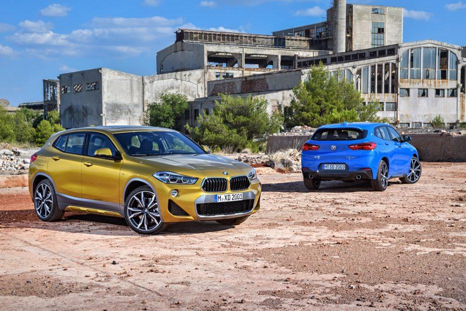 El BMW X2 ya tiene precios en Francia: Algo más caro que el X1