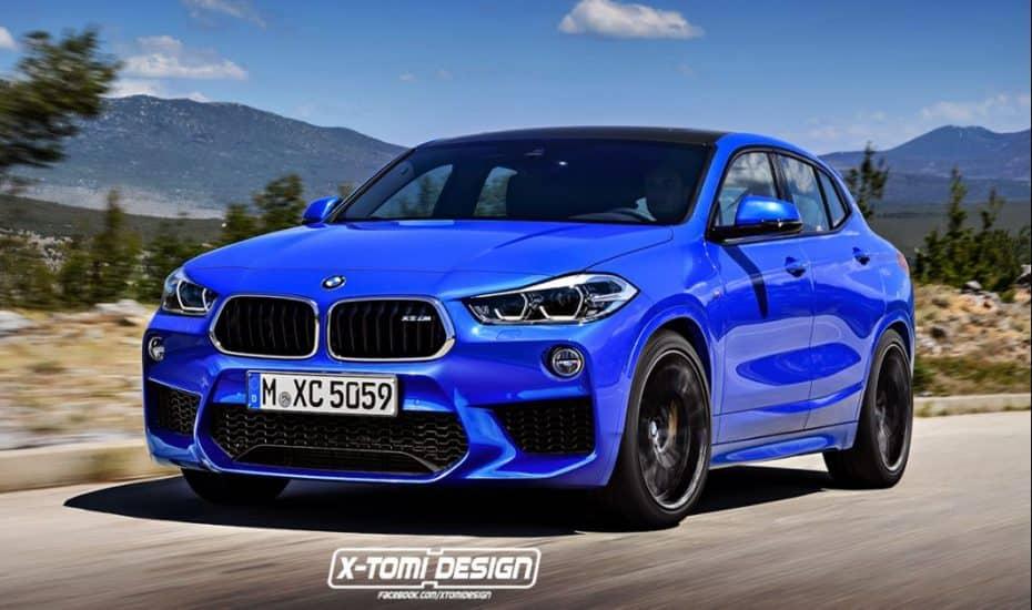 Un BMW X2 M como este que nos propone X-Tomi Design no estaría nada mal, ¿verdad?