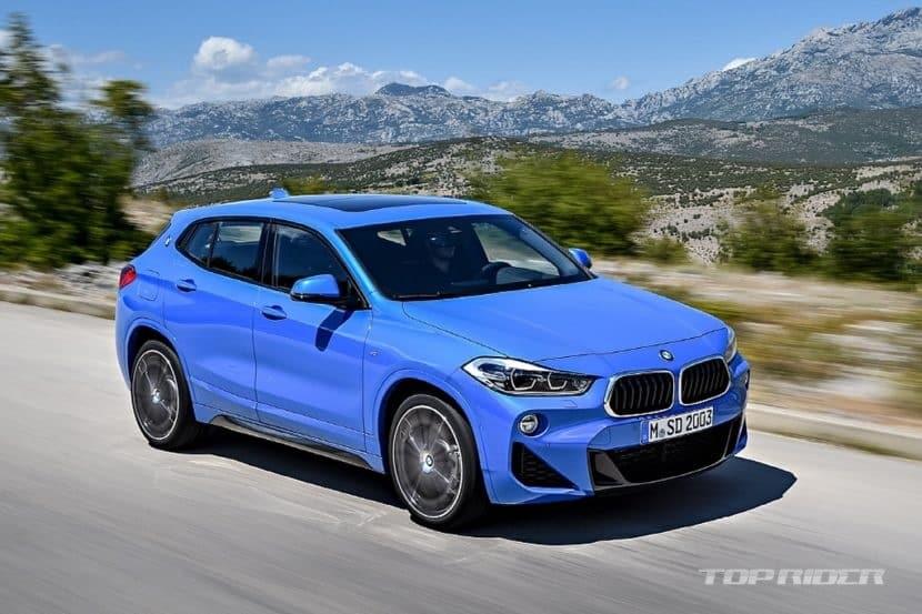 ¡Filtrado! Saluda al BMW X2 definitivo: El rival del GLA y el Q3 será oficial esta misma tarde