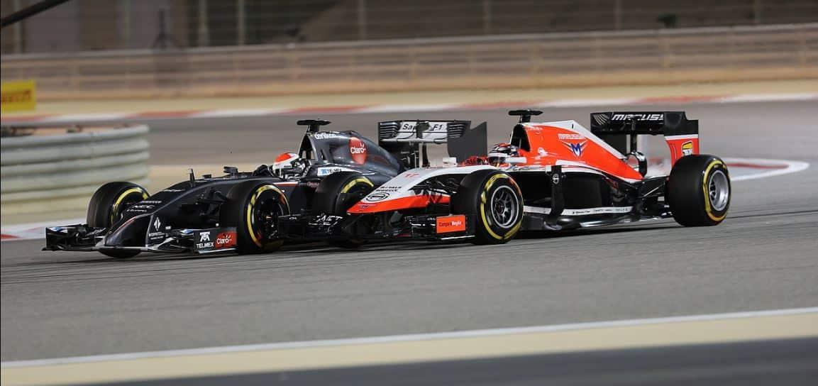 Sistema de Recuperación de Energía ERS Fórmula 1