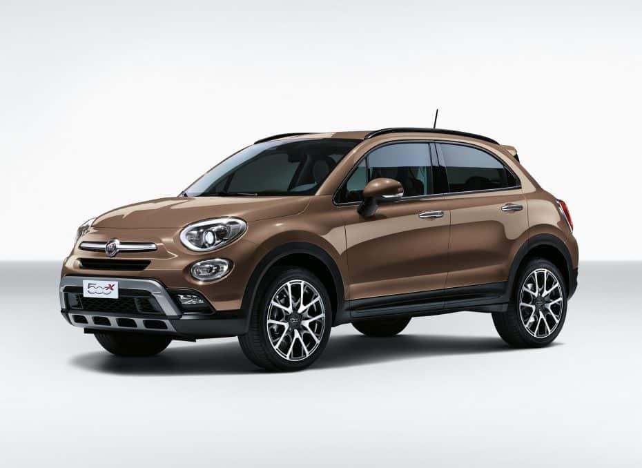 Nueva gama Fiat 500X 2018: Más equipamiento al mismo precio