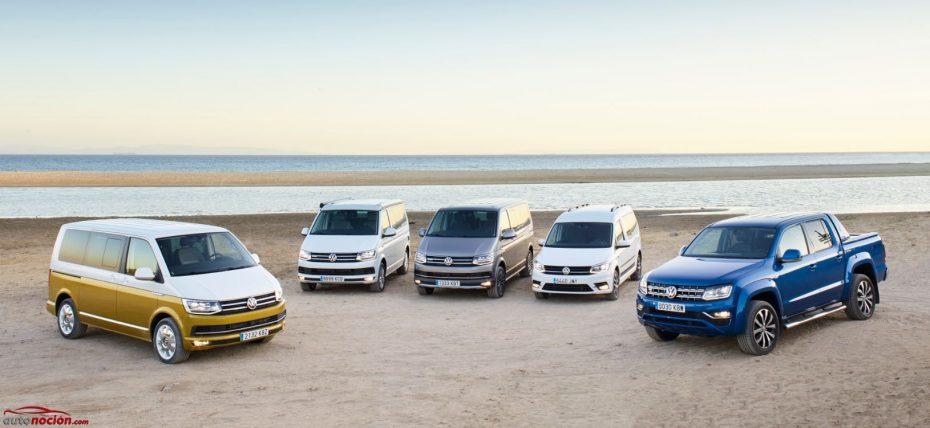 """Estos son los precios, equipamientos y acabados de la """"Gama Life"""" de Volkswagen Vehículos Comerciales"""