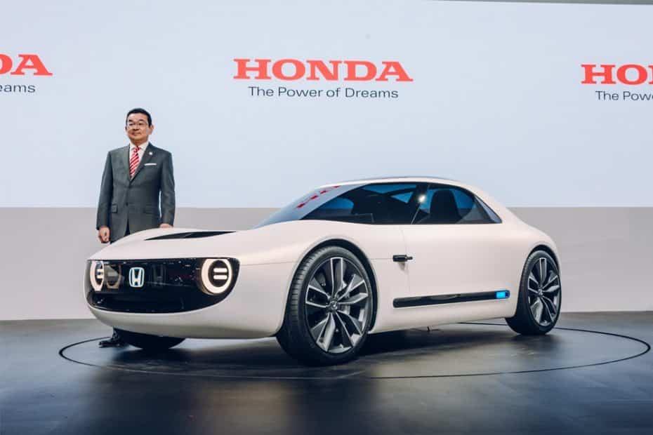 HondaSports EV Concept: Los prototipos retro de Honda están empezando a cautivarnos…