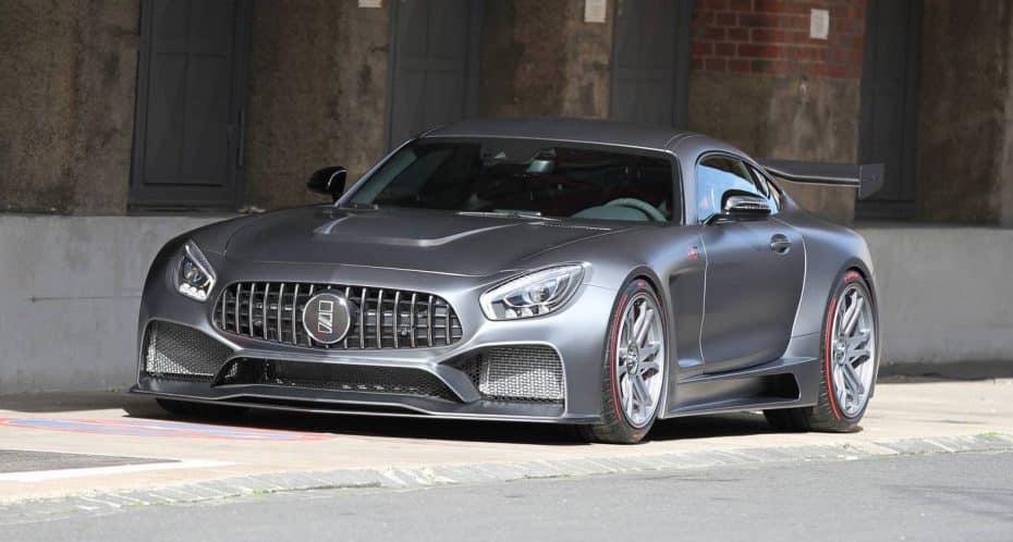 Te presentamos el IMSA RXR One: Un Mercedes-AMG GT S listo para el circuito y con 860 CV
