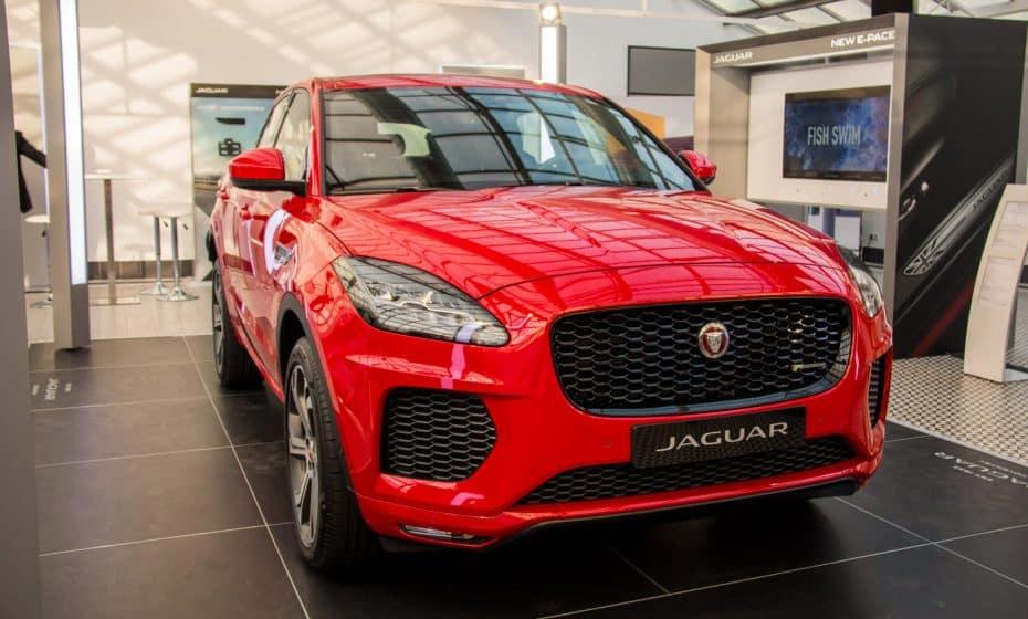 Conocemos en primicia el nuevo Jaguar E-PACE: Inspiración F-TYPE para conquistar el segmento C-SUV