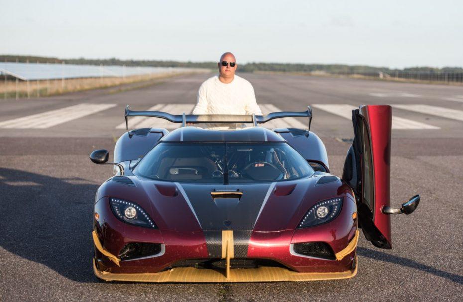 ¡Oficial!, Koenigsegg es la leche y le ha dado una patada a Bugatti y al Chiron: 0-400-0 en 36.44 segundos