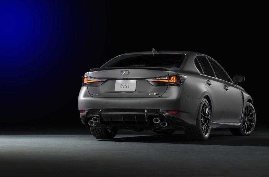 La gama F de Lexus está de aniversario y nos sorprende con estos radicales Lexus RC F y GS F