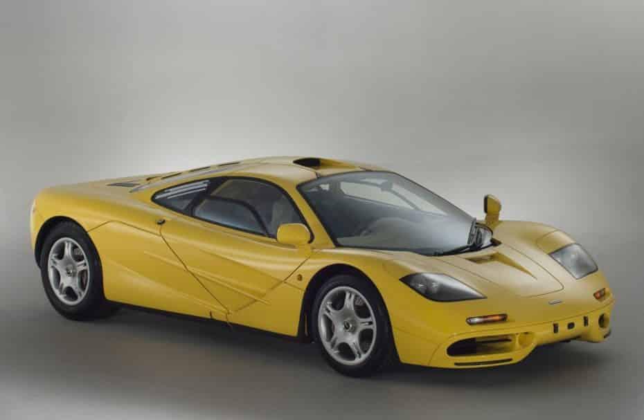 Atento a esta perita en dulce: Este McLaren F1 con 239 km busca dueño que lo conduzca