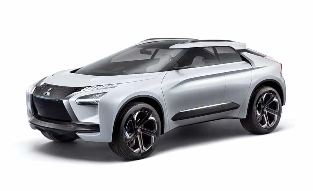 Concept Mitsubishi Pajero Evolution
