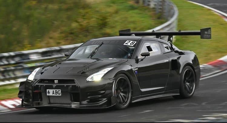 Este Nissan GT-R de 1.115 CV quiere ser el rey de Nürburgring: ¿Destronará al Porsche 911 GT2 RS?
