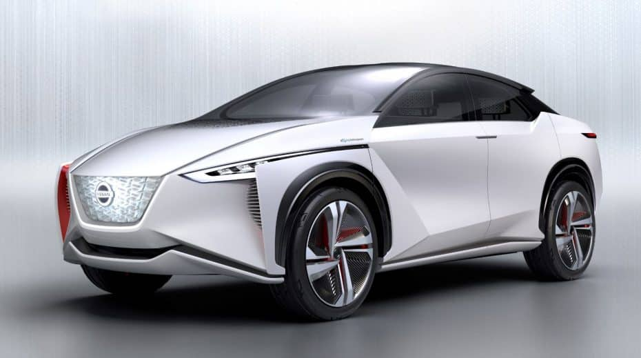 Nissan nos muestra el IMx, un crossover 100% eléctrico con 600 km de autonomía