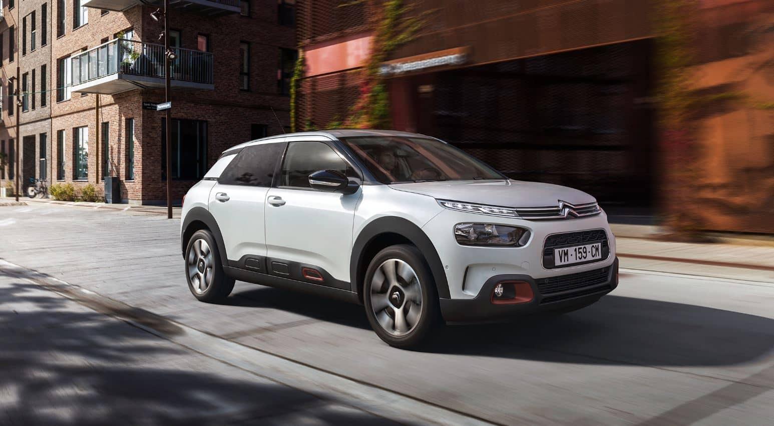 ¡Oficial!: Así es el nuevo Citroën C4 Cactus, ahora seguro que lo ves más atractivo…
