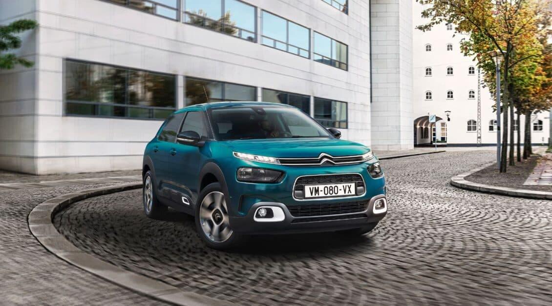 Todos los precios del nuevo Citroën C4 Cactus para España: Así es la gama convencional