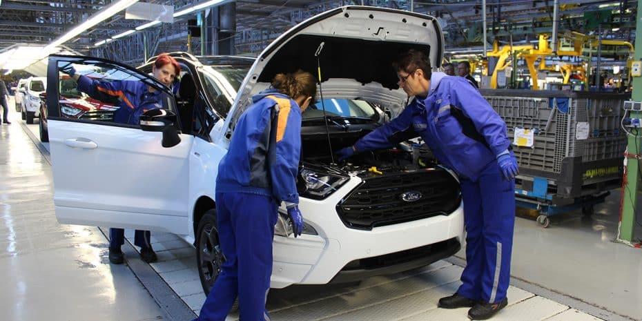 Arranca la producción del renovado Ford EcoSport: Ya es europeo