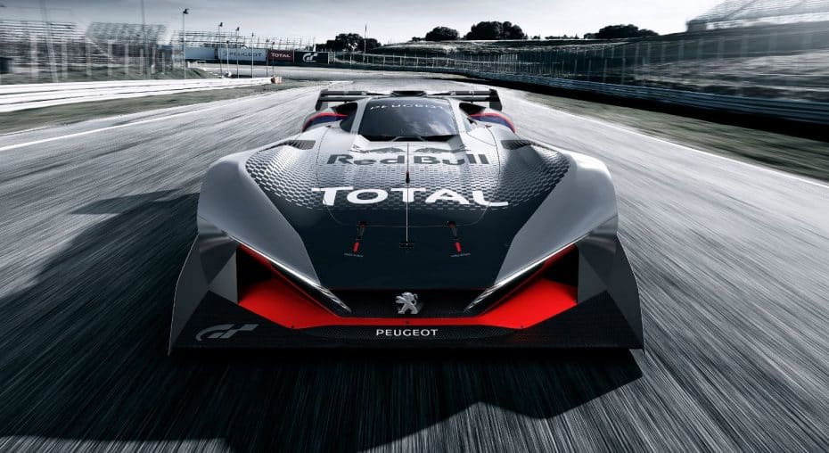 ¡Oficial!: Peugeot da luz verde a un programa en el Campeonato del mundo de Resistencia (WEC)