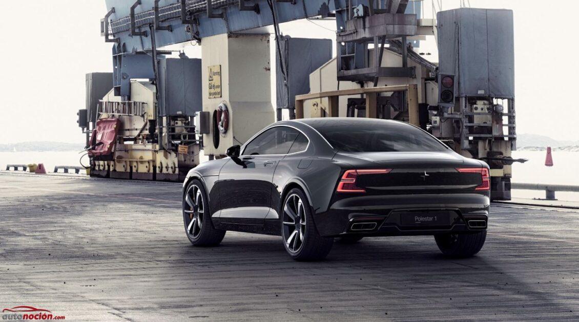 Volvo y Geely invierten 640 millones de euros en Polestar: El segundo modelo será 100% eléctrico y llegará en 2019