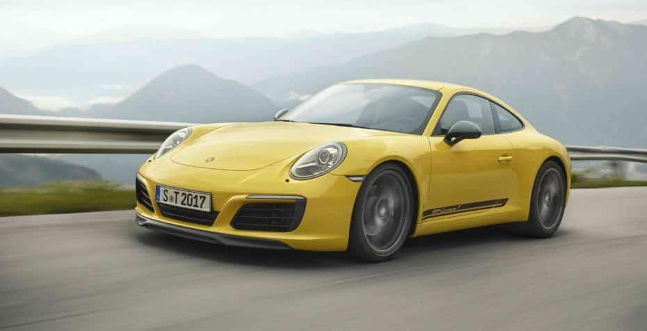 Nuevo Porsche 911 Carrera T: Ser purista requiere algunos sacrificios…