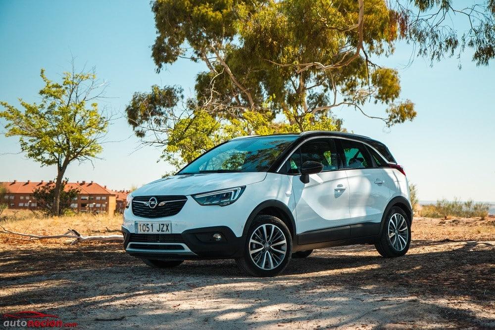 Prueba Opel Crossland X Excellence 1.6 CDTI 99 CV: Ideal en la jungla urbana, pero algo justo para viajar
