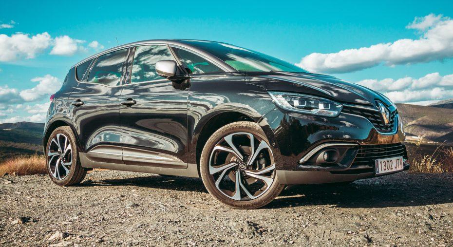 Prueba Renault Scénic Energy dCi 110 CV EDC 'Edition One': Estética renovada y un aire crossover para toda la familia