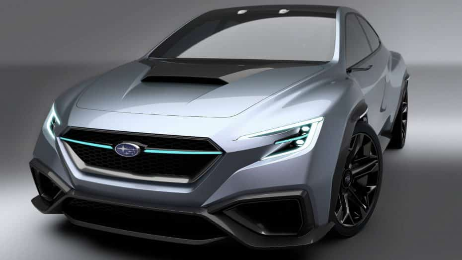 Subaru Viziv Performance concept: Un prototipo que nos acerca el futuro del WRX STI