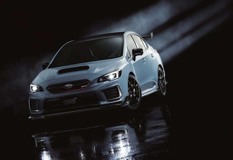 Todos los detalles del Subaru WRX STi S208: Más potencia, más fibra de carbono, más STI que nunca