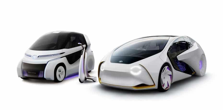 Estos son los Concepts que Toyota presentará en Tokio: ¿Demasiado extraños?
