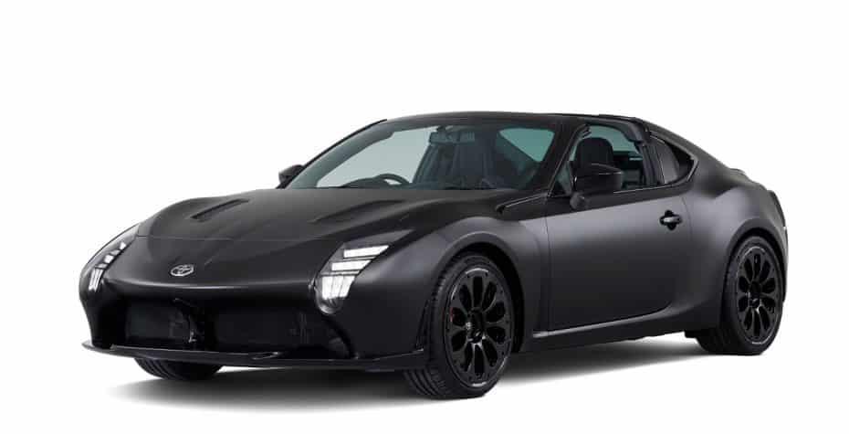 ¿Pero qué demonios ha hecho Toyota?: Se llama GR HV SPORTS concept, es targa, híbrido y algo extraño