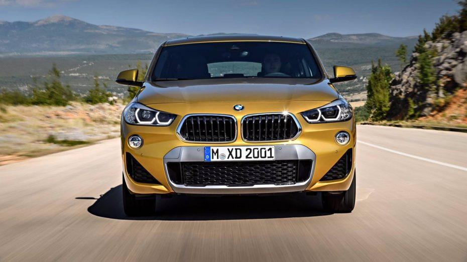 El BMW X2 ya tiene precio: 1.750 euros más caro que un X1 equivalente