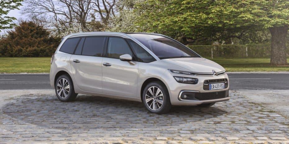 Citroën vende medio millón de C4 Picasso desde 2013: Fabricado en Vigo