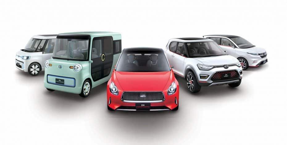 Daihatsu nos mostrará en Tokyo una nueva y renovada línea de concepts: Aires retros e innovadores