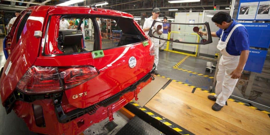 El VW Golf dejará de producirse en México: Se hará en Europa