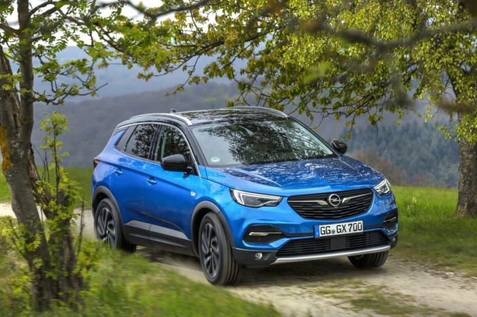 El Opel Grandland X también recibe el acabado lujoso Ultimate: Tope de gama