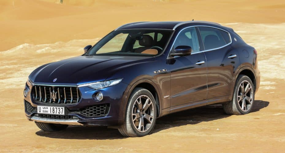 Maserati lanzará en 2020 un SUV por debajo del Levante