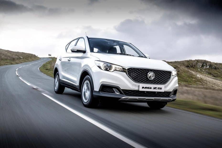 El MG ZS llega al Reino Unido con siete años de garantía