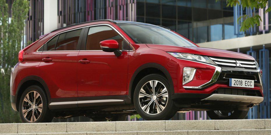 ¡Primicia! Todos los detalles del Mitsubishi Eclipse Cross para España, precios incluidos