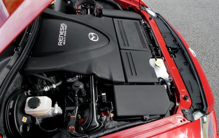 El motor rotativo de Mazda regresa, aunque no de la forma que esperas (de momento)