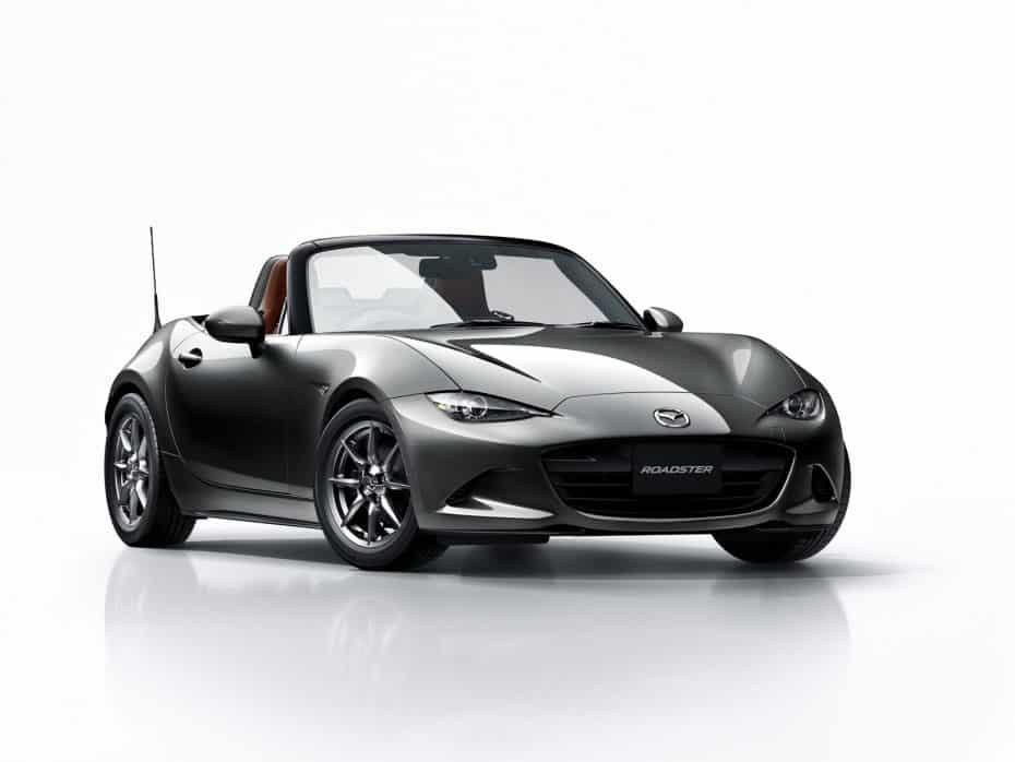 """Ligeros cambios para el Mazda Roadster, """"nuestro"""" MX-5"""
