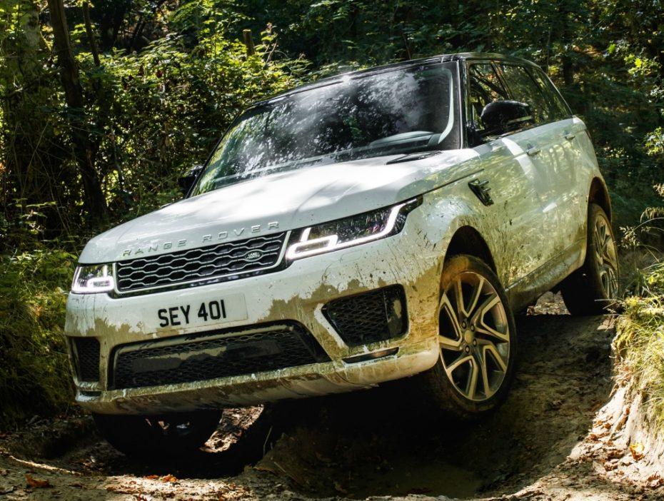 Así es el Range Rover Sport P400e, el primer PHEV del fabricante británico