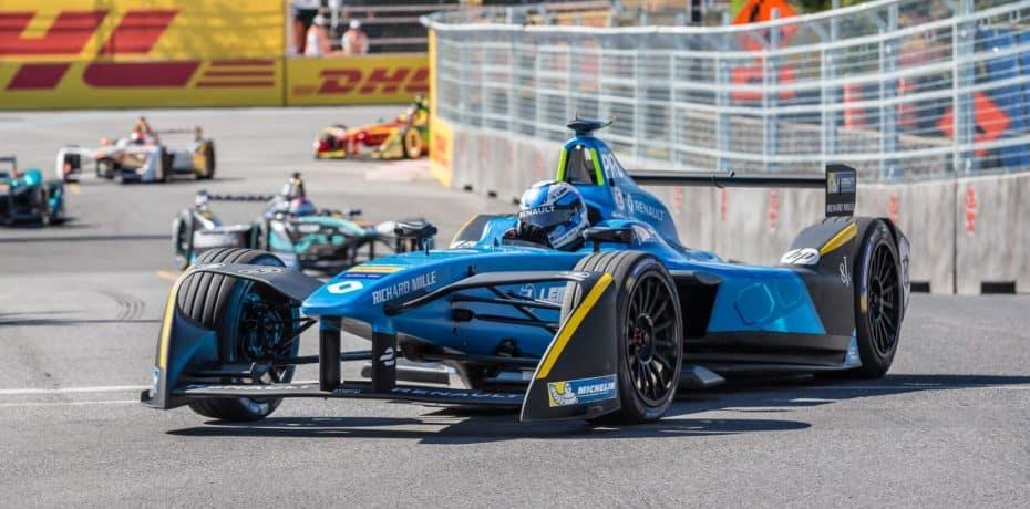 Renault abandonará la Fórmula E y se centrará en la Fórmula 1: Nissan toma el relevo