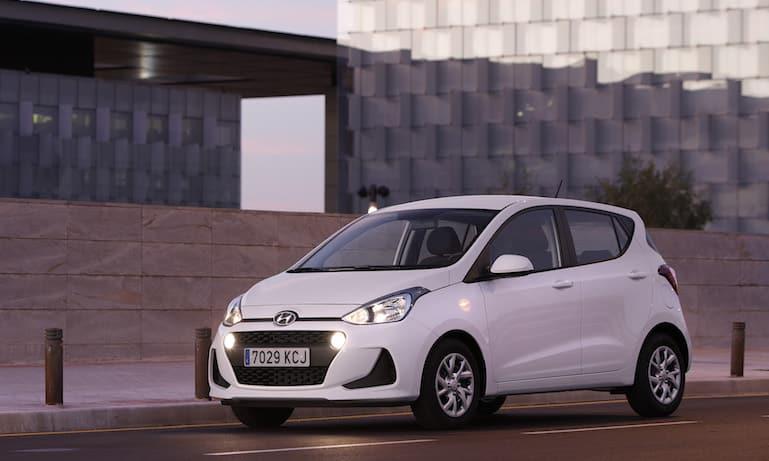 El que quizá sea el coche con la mejor relación calidad precio del segmento A es el Hyundai i10