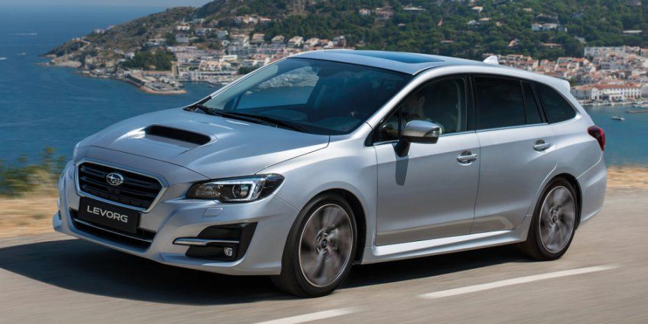Ya a la venta la gama 2018 del Subaru Levorg