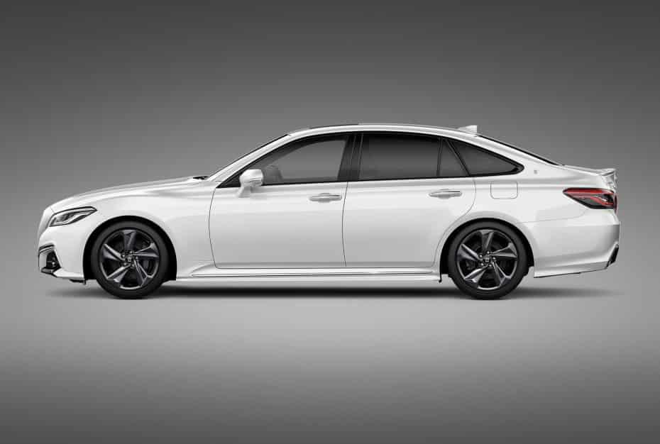 El nuevo Toyota Crown va tomando forma: Aquí el concepto que adelanta la próxima generación
