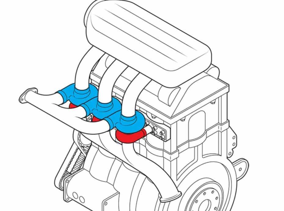 ¿Un turbo para cada uno de los cilindros?: Alguien en Ford cree que es buena idea