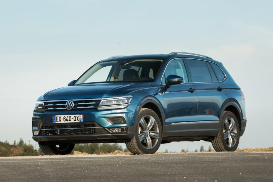 Ya a la venta el Volkswagen Tiguan Allspace: Siete plazas o un gran maletero