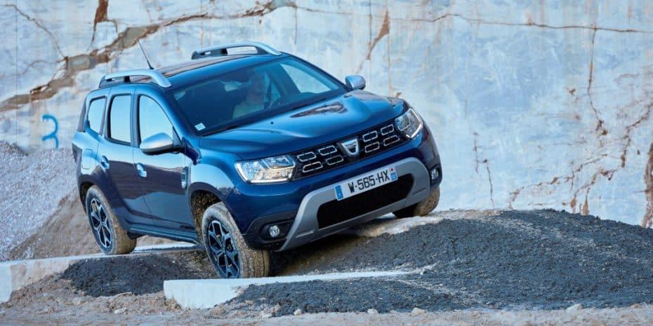 Si te gusta el Dacia Duster de segunda generación, aquí te dejamos más de 200 nuevas imágenes