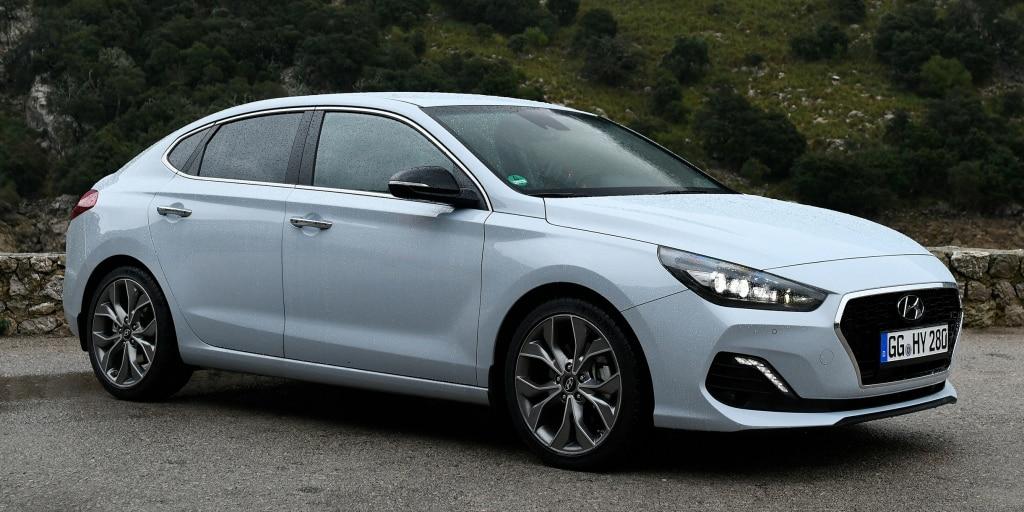Nuevas imágenes del Hyundai i30 Fastback: También precios para Alemania