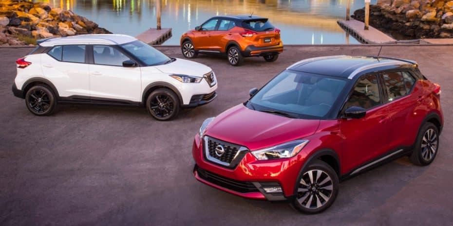 El Nissan Kicks aterriza en Estados Unidos para dar relevo al Juke