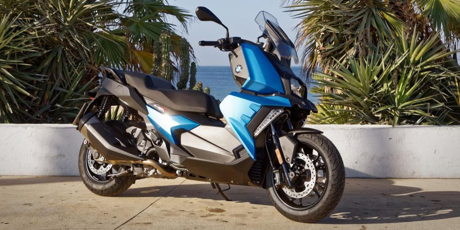 Nueva BMW C400X, el scooter que le hacía falta