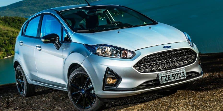 El viejo Ford Fiesta se pone al día para América Latina: Un parche para cubrir la ausencia del nuevo